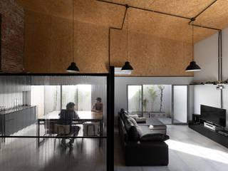 uVe San Agustín Livings modernos: Ideas, imágenes y decoración de Además Arquitectura Moderno