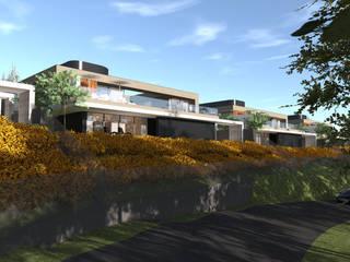 Modern houses by MCSARQ Modern