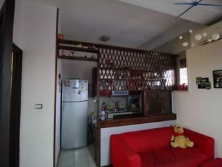 Modern kitchen by Giuseppe Rappa & Angelo M. Castiglione Modern