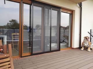 Balcony by SPIN Bobko i Staniewski sp.j.,