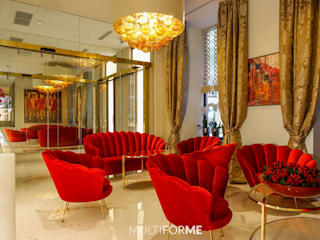 Hotel in stile  di MULTIFORME® lighting,