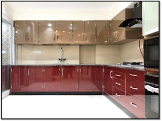 Ecoinch Services Private Limited Modern kitchen