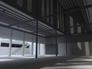 Ampliação Edifico Industrial PA:   por MCSARQ