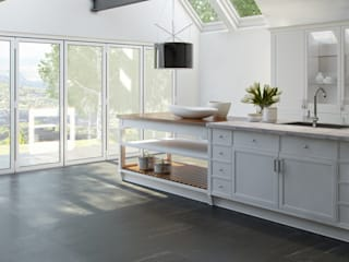 Modern Kitchen by Interceramic MX Modern