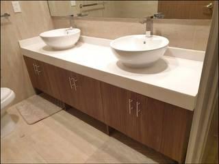 Diseño y Fabricación de Mobiliario (MuebleS de Baño) Decórame diseño más interiorismo BañosLavabos