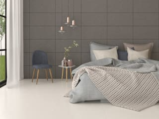 Modern Bedroom by Interceramic MX Modern