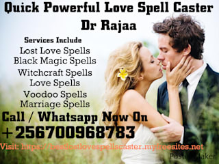 The Best Love Spells That Works Fast In United States,Canada & Uganda+256700968783 por Rajaa