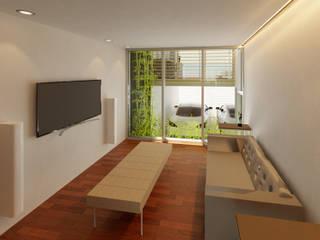 CORONA 115 Estudios y despachos modernos de AVANT PROYECTOS Moderno