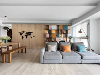 禾光室內裝修設計 ─ Her Guang Design Living room