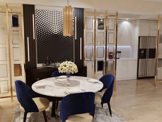 İSTMARİNE DAİRE Klasik Evler uc iç mimarlık Klasik