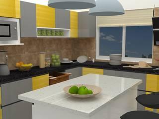 Modern kitchen by be ZEN Design Modern