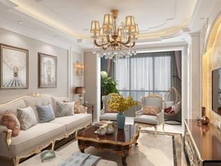 Classic style living room by Lego İç Mimarlık & İnşaat Dekorasyon Classic Wood Wood effect