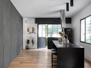 Modern kitchen by MIROarchitetti Modern