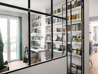 Modern Study Room and Home Office by MIROarchitetti Modern