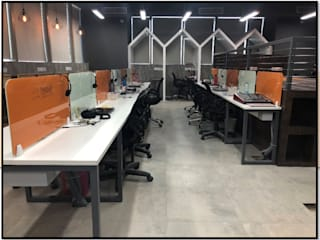 Ecoinch Services Private Limited Modern offices & stores