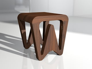 "Adeo design table ""A"" collection: modern  door Adeo design, Modern"
