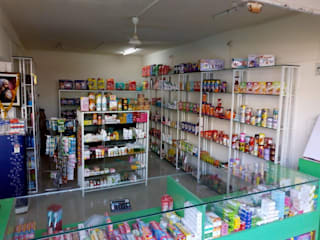 """Medical store in ahmadnagar by Designer in Pune: {:asian=>""""asian"""", :classic=>""""classic"""", :colonial=>""""colonial"""", :country=>""""country"""", :eclectic=>""""eclectic"""", :industrial=>""""industrial"""", :mediterranean=>""""mediterranean"""", :minimalist=>""""minimalist"""", :modern=>""""modern"""", :rustic=>""""rustic"""", :scandinavian=>""""scandinavian"""", :tropical=>""""tropical""""}  by Yogita Singh ,"""
