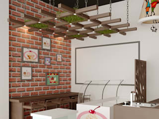 """Guavaz -Ice cream Parlour design and Execution by Yogita singh in Pune: {:asian=>""""asian"""", :classic=>""""classic"""", :colonial=>""""colonial"""", :country=>""""country"""", :eclectic=>""""eclectic"""", :industrial=>""""industrial"""", :mediterranean=>""""mediterranean"""", :minimalist=>""""minimalist"""", :modern=>""""modern"""", :rustic=>""""rustic"""", :scandinavian=>""""scandinavian"""", :tropical=>""""tropical""""}  by Yogita Singh ,"""