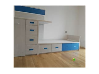 Spaziojunior Boys Bedroom Blue