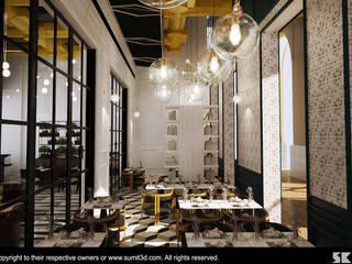 Modern kitchen by Cosmos Interiors Modern