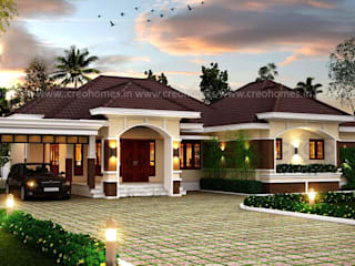 Creo Homes Pvt Ltd Asian style houses