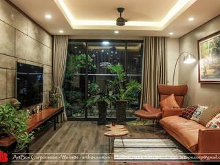 Thiết kế nội thất chung cư HongKong Tower Thiết Kế Nội Thất - ARTBOX