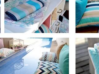 Tecidos Outdoor:   por ORB - Orlando Rodrigues & Bessa,Moderno