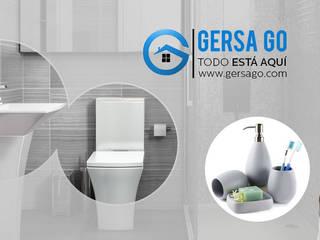 Muebles para Baño de Gersa Go Moderno