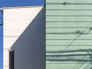 Casas de estilo  por Yama Design