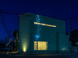 AY-HOUSE 北欧風 家 の Yama Design 北欧