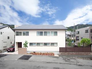 全館空調の家 の SQOOL一級建築士事務所 オリジナル