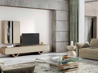 Intense mobiliário e interiores Living roomTV stands & cabinets