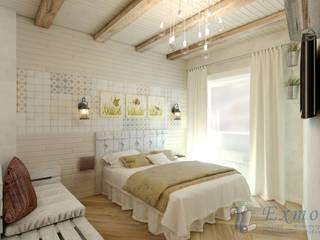 Scandinavian style hotels by Цунёв_Дизайн. Студия интерьерных решений. Scandinavian