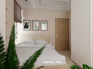 Dormitorios pequeños de estilo  por Lidiya Goncharuk , Escandinavo