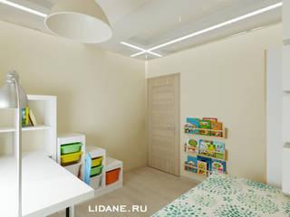 Boys Bedroom by Lidiya Goncharuk