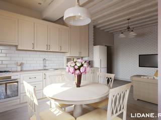 Dapur built in oleh Lidiya Goncharuk, Country
