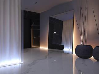 Квартира в ЖК Макаровский : Коридор и прихожая в . Автор – Dmitriy Khanin