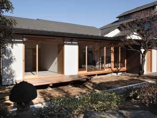 都心の数寄屋住宅リノベーション 松井建築研究所 オリジナルな 家
