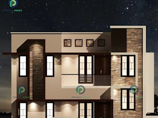 Prithvi Homes Balcony