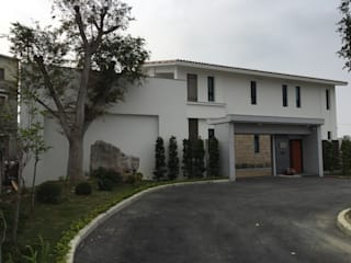 houseda Detached home Stone White