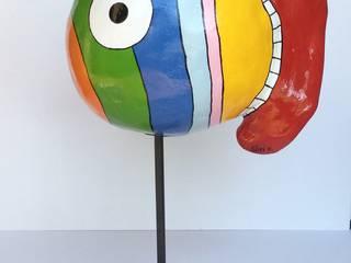 Art - Sculptures poissons par Sofi K. Éclectique