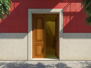 Casa em Lisboa, Portugal 2019 Casas minimalistas por martimsousaemelo Minimalista
