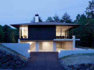 atelier137 ARCHITECTURAL DESIGN OFFICE의  전원 주택