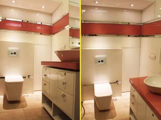 Residence:  Bathroom by Pheon Design Services (P) Ltd.,