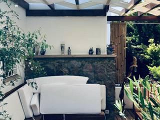 Donkişot Ahşap Dünyası – Bahçe Dekorasyonu: modern tarz , Modern