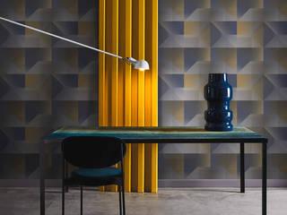Wallpaper Modern Duvar & Zemin tetradecor Modern