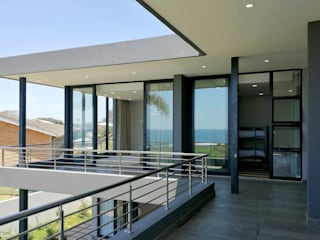 Project JB Barnard & Associates - Architects Balcony Grey