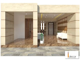 Lobby Work at Malad:  Commercial Spaces by ISPACE,
