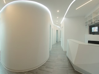 Steam Bath by GRUPO WALL ARQUITECTURA Y DISEÑO SA DE CV,