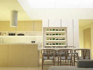 Kitchen by DW Interiors,